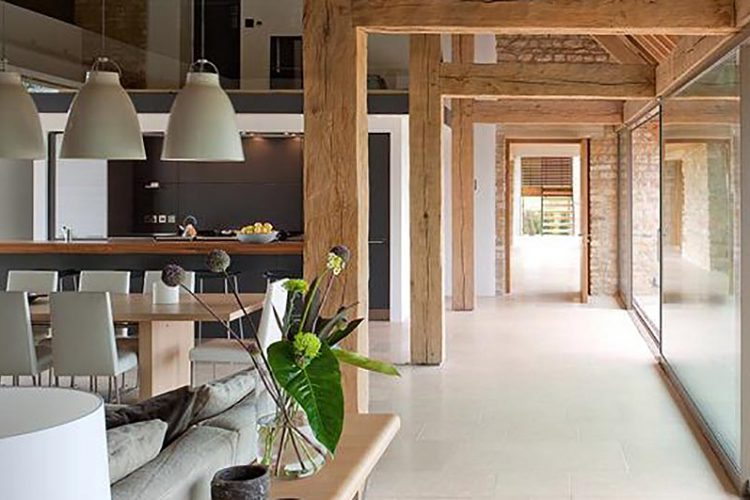 АКЦИЯ! Проект современного деревянного дома в стиле «лофт» со скидкой 50%!